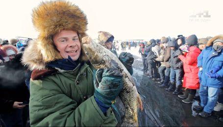 """Зимняя рыбалка во Внутренней Монголии — смотри в новом выпуске проекта """"Мир наизнанку"""""""