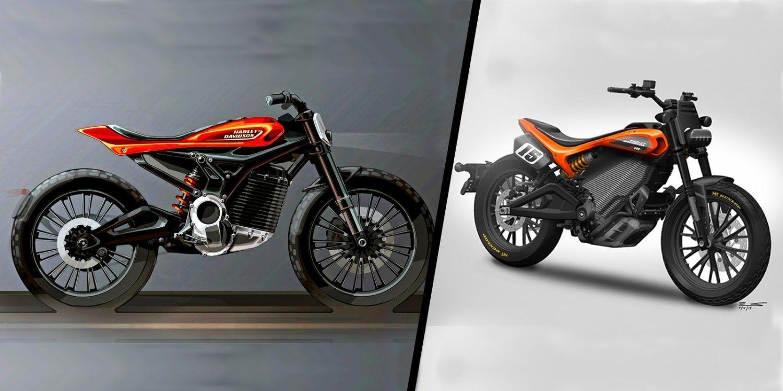 Електробайки Harley-Davidson