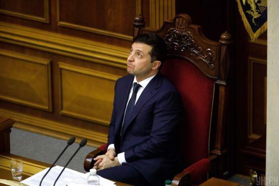 На Зеленського подадуть до суду через неповну декларацію - НАЗК