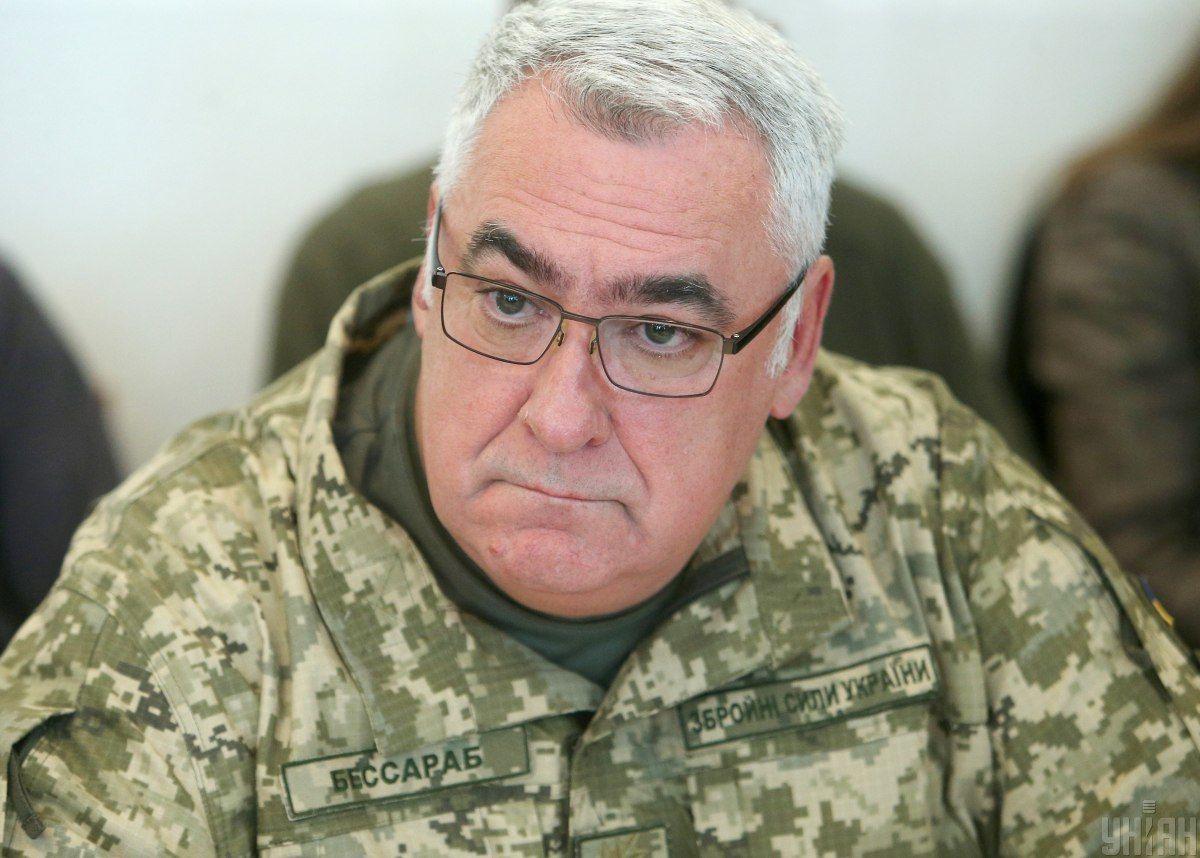 Сергій Бессараб