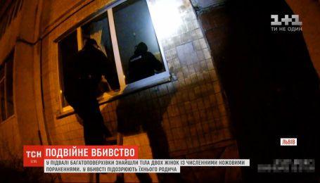 Жестокое двойное убийство: во Львове 23-летний мужчина в квартире зарезал мать и тетю