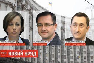 Новий уряд: хто з міністрів зберіг, а хто втратив свої посади