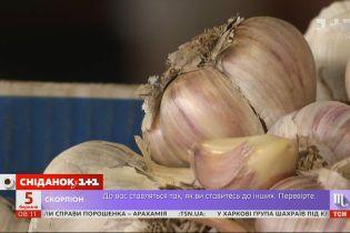 В Украине прогнозируют дефицит чеснока