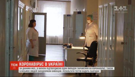 Двох українців із підозрою на коронавірус ушпиталили у Чернівцях