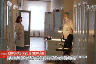 Двух украинцев с подозрением на коронавирус госпитализировали в Черновцах