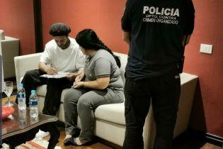 Роналдіньо вляпався у скандал в Парагваї через підроблені документи