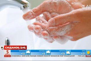 Як правильно мити руки, щоб захистити своє здоров'я від вірусів