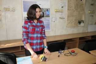 Українська студентка винайшла прилад, який допомагає відновитися після інсульту