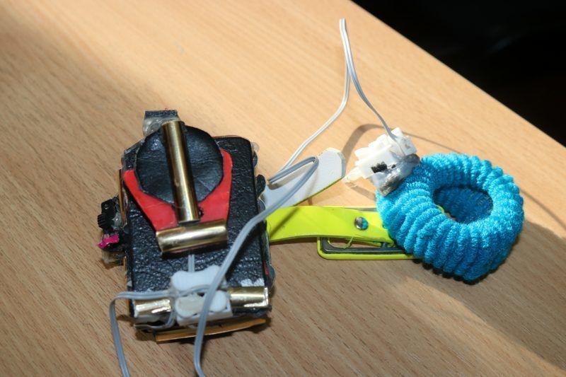 Студентка винайшла прилад, який допомагає відновити рухову активність після інсульту