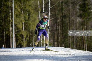 Биатлон. Пидгрушная откроет для украинок спринт на Кубке мира в Чехии