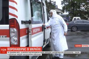 Уже 10 українців ізольовано через підозру на коронавірус