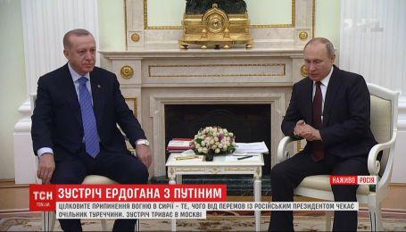 Наиболее закрытые переговоры: чего ждут от встречи Путина и Эрдогана в Москве
