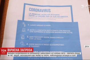 Першим європейцем, який заразився коронавірусом, імовірно, був громадянин Німеччини