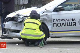 44-річний уродженець Донецька наїхав на поліцейського у Києві і втік до Борисполя