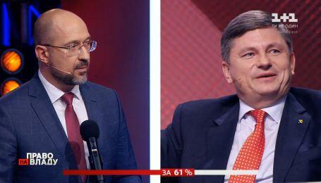 Денис Шмыгаль рассказал, где будет брать деньги на реализацию реформ