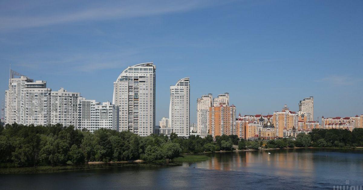 Киев наконец преодолел смог и перестал возглавлять рейтинг самых грязных городов