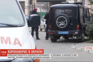 Коронавірус в Україні: у Хмельницькому шпиталізували священика, а у Чернівцях - 6 з підозрою
