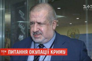 В Крыму осудили подачу воды из Киева в Крым до полной деоккупации полуострова