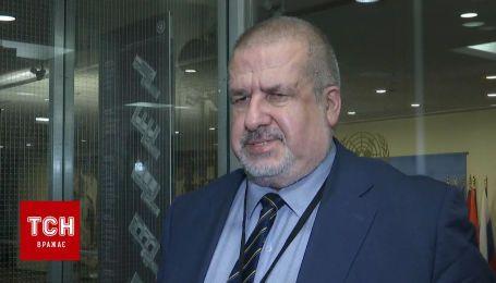 Чубаров объяснил опасность идеи Шмыгаля о водоснабжении аннексированного Крыма