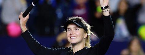 Світоліна в останній момент заявилася на US Open