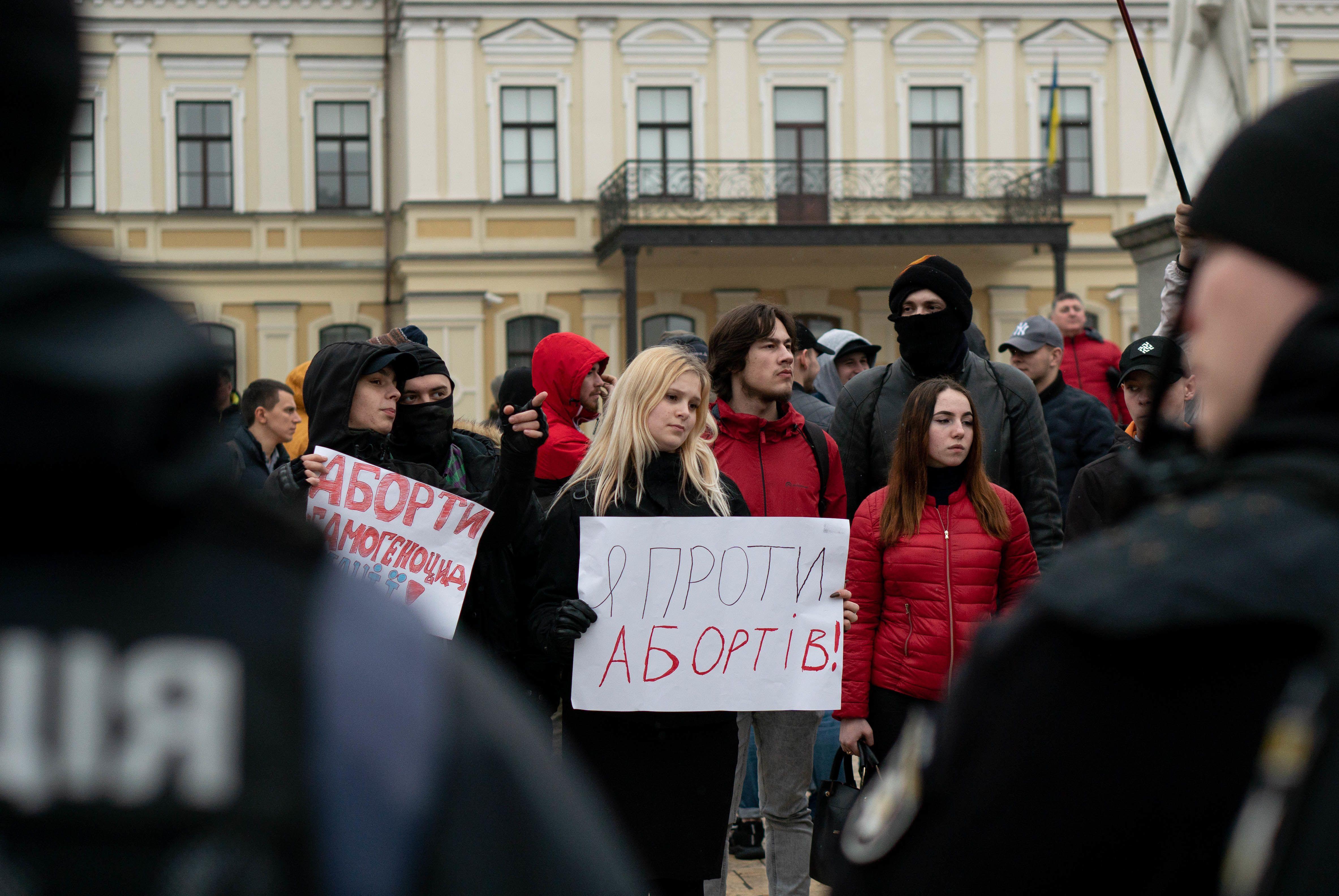 Марш жінок 2020 у Києві_8