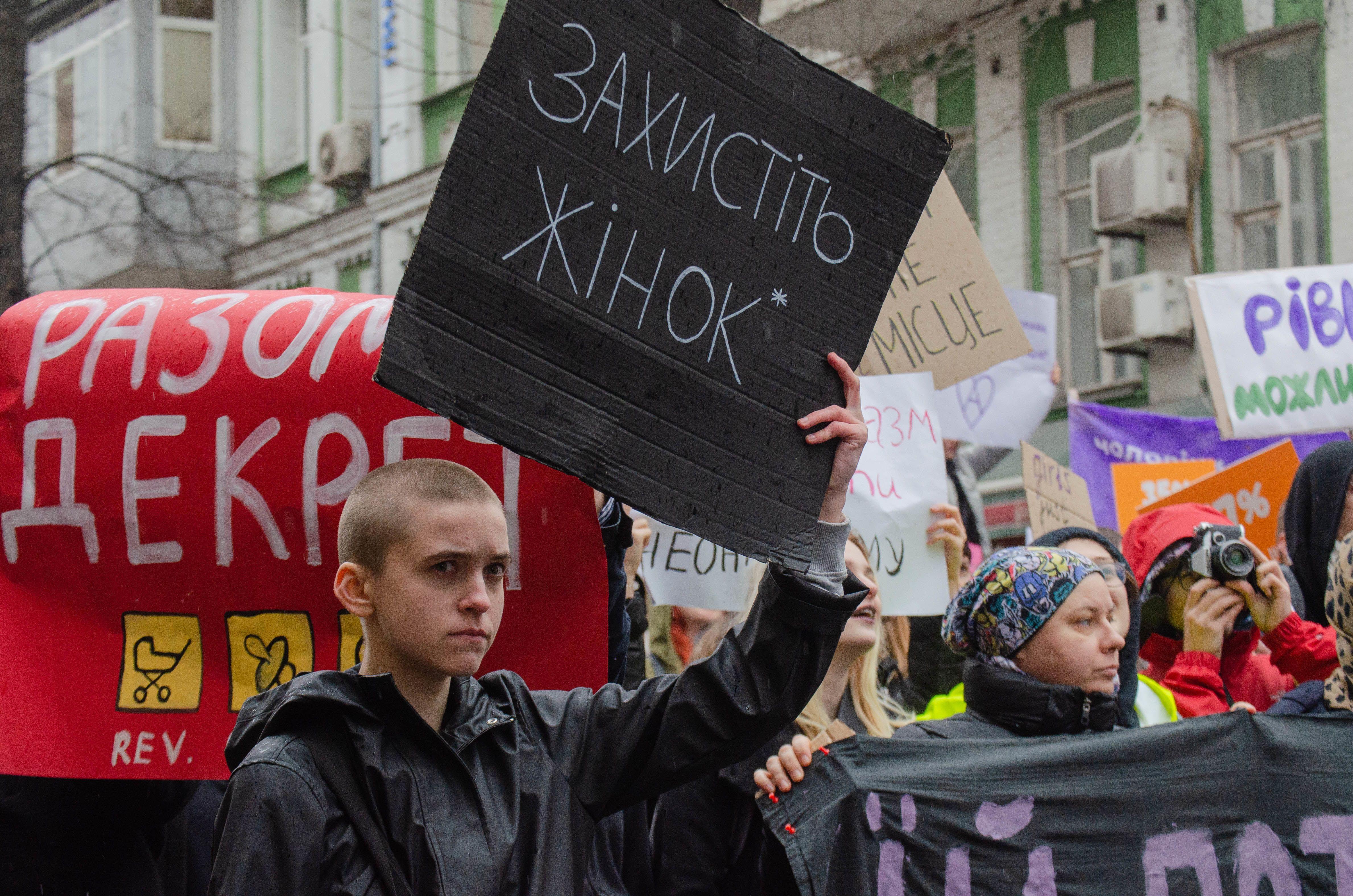 Марш жінок 2020 у Києві_23