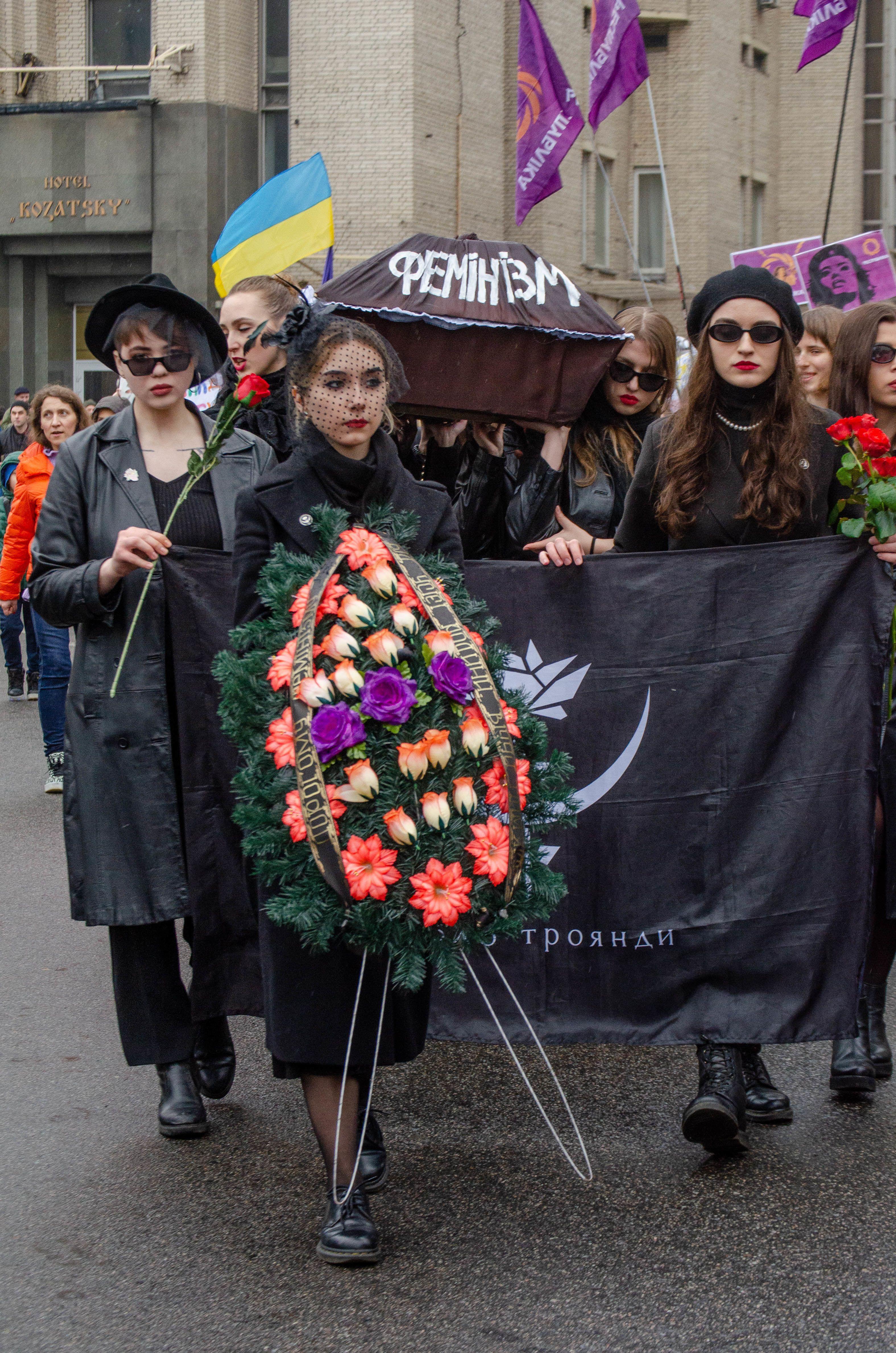 Марш жінок 2020 у Києві_27