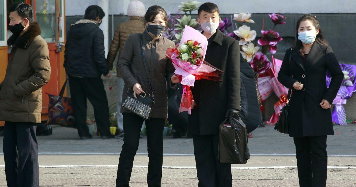 Північна Корея, Пхеньян @ Associated Press