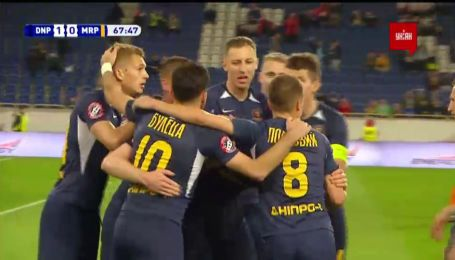 Дніпро-1 – Маріуполь - 1:0. Відео голу Чичикова