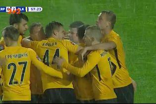 Карпати — Олександрія — 0:4. Відеоогляд матчу