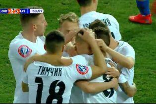 Зоря — Львів — 2:0. Відеорозбір матчу