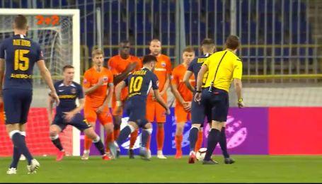 СК Днепр-1 — Мариуполь — 3:0. Видеоанализ матча