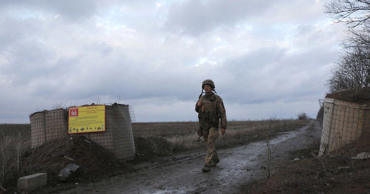 Ситуация в ООС: за неделю на фронте погиб один военный, еще пятеро – ранены