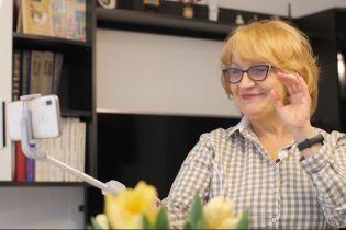 Опанувати діджиталізацію: чому українська пенсіонерка радіє новим гаджетам