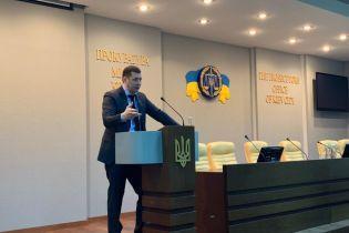 Прокурор Києва, якого суд поновив на посаді після люстрації, вийшов на роботу
