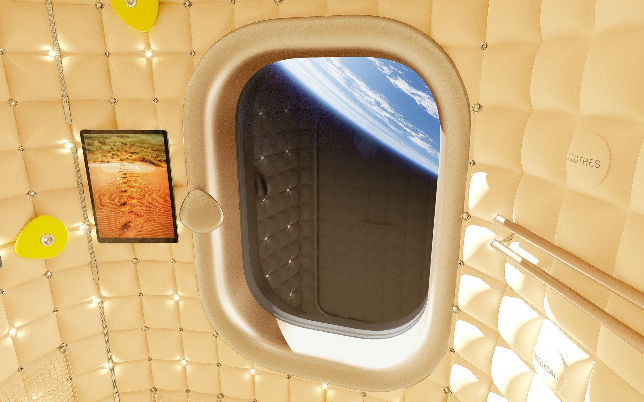 Космічний модуль Axiom Space
