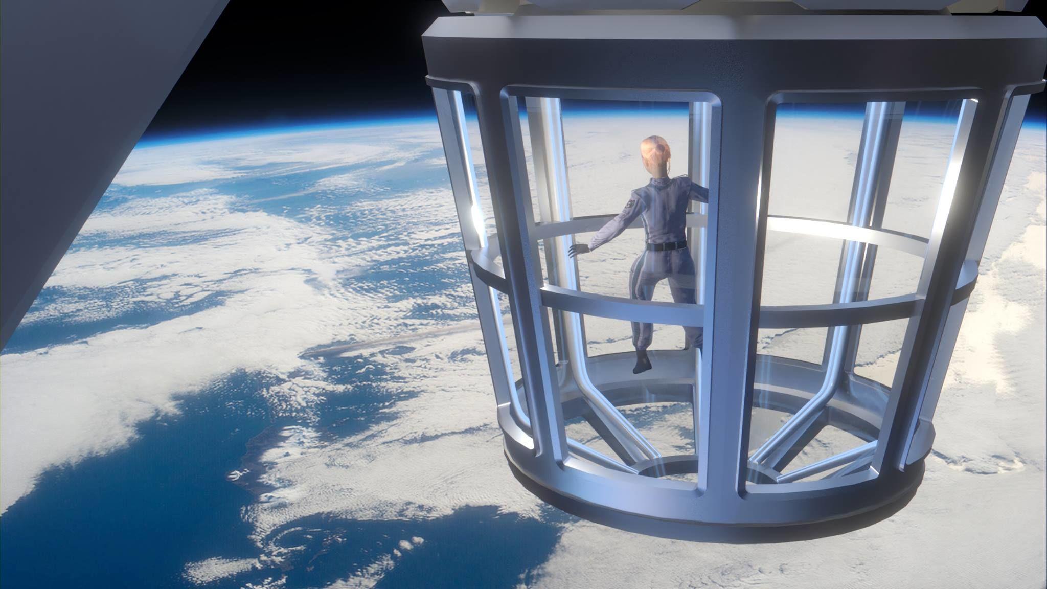 Космічний модуль Axiom Space_4