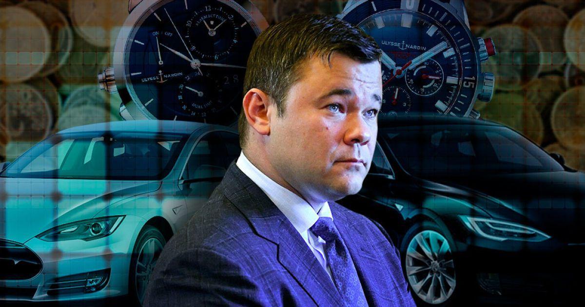 """Богдан о поджоге своей Tesla: """"Я расцениваю это, как угрозу от власти"""""""