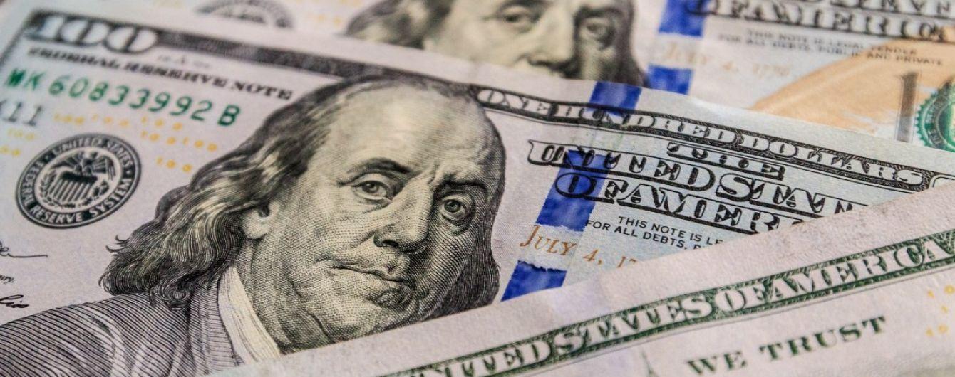 Перед трьома вихідним долар дорожчає: курси Нацбанку та в обмінниках 26 червня