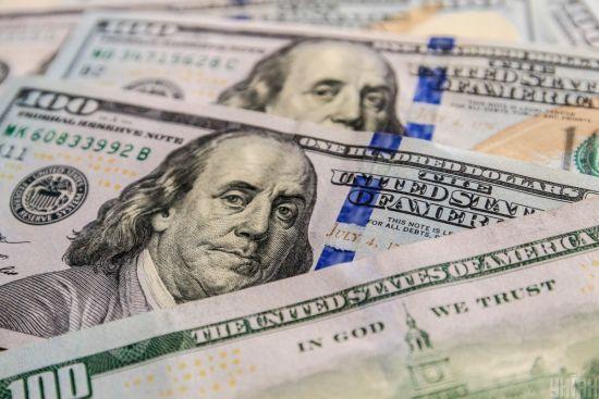 Міжнародні резерви України у квітні зросли до майже 25,7 млрд доларів - НБУ