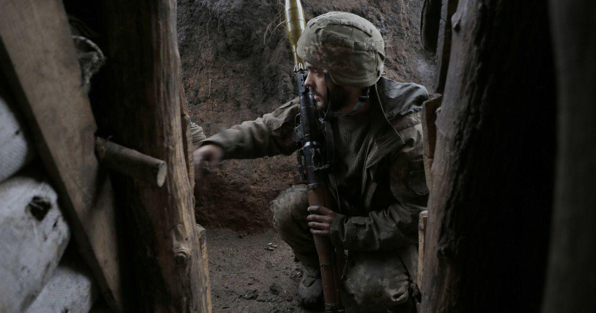Боевики дважды нарушили режим прекращения огня — ООС