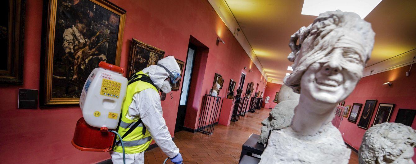 ВООЗ спрогнозувала, коли епідемія коронавірусу в Італії піде на спад