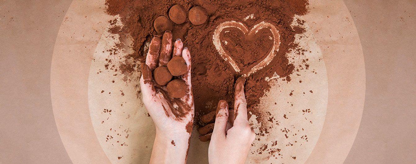 Про властивості какао