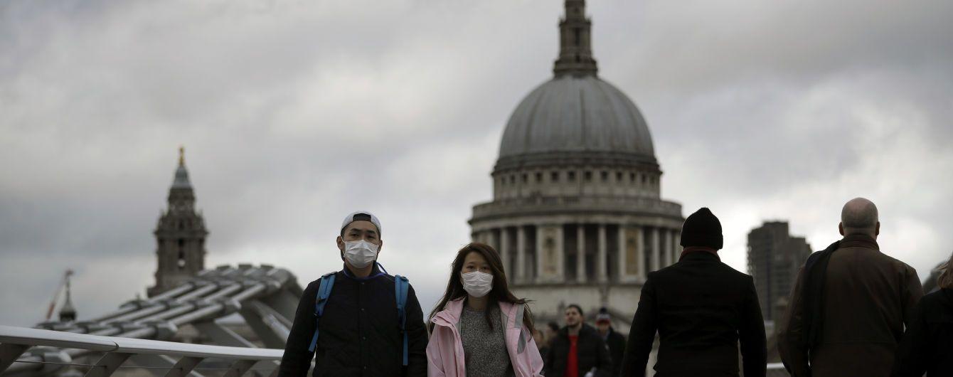 Цитують Шекспіра та скуповують мило: що роблять жителі Лондона через коронавірус