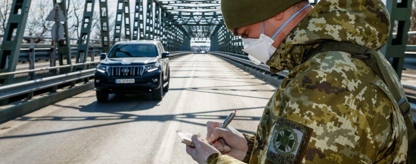 На фоне вспышки коронавируса МИД Украины перестал выдавать визы