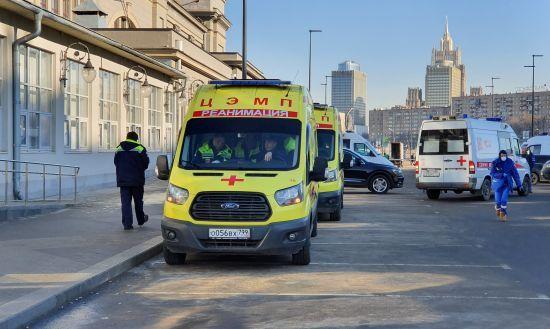 Знову антирекорд: в Росії за 24 години зафіксували стрибок смертей та нових випадків коронавірусу