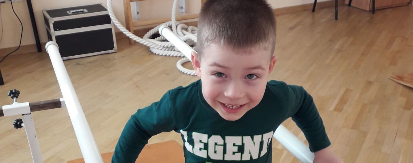 Батьки Дані просять допомогти в лікуванні сина