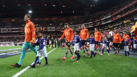 """Матчі Ліги чемпіонів та Ліги Європи офіційно перенесено, серед них і поєдинок """"Шахтаря"""""""