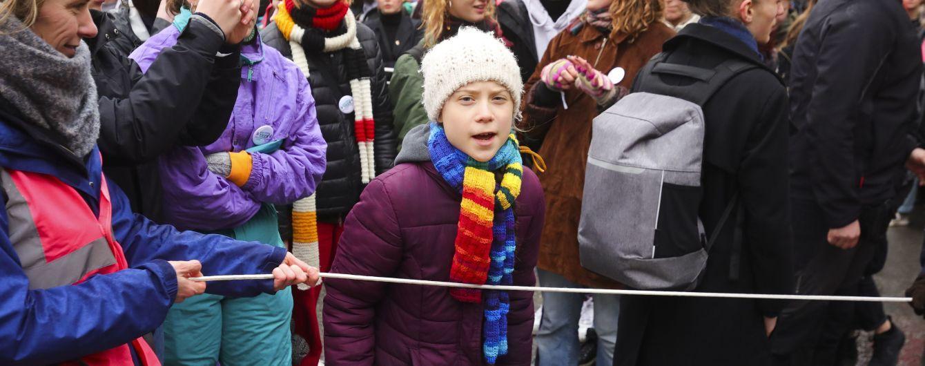#DigitalStrike: Грета Тунберг из-за коронавируса призвала проводить климатические протесты в Интернете