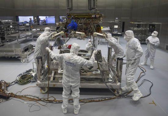 """Через коронавірус """"Роскосмос"""" та Європейське космічне агентство відклали спільну місію на Марс"""